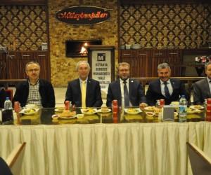 Başkan Halil Hamzaoğlu: Kalkınmada vergi ve muhasebe çok önemli