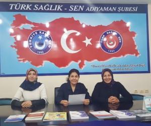 Aslan Türk kadınına sahip çıktı
