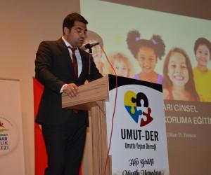 Siverek'te Çocuk istismarı konulu program yapıldı