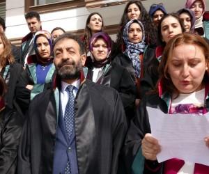 """Başkan Sarcan: """"Kadınlarımız hak ettikleri yerde değil"""""""
