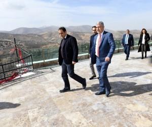Başkan Polat, Gedik Kent Parkı inceledi