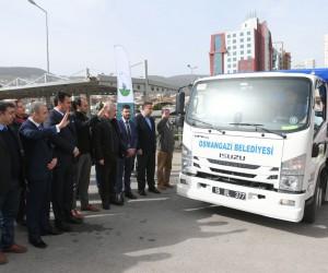 Osmangazi'den Bayırbucak Türkmenleri İçin Yardım Malzemesi
