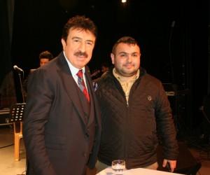 Ahmet Selçuk İlkan'dan Çaycuma Konseri