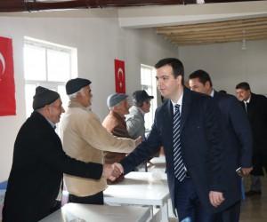 Başkan Vekili Vardar, mahalle ziyaretlerine devam ediyor