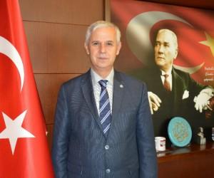 Başkan Süleyman Toyran'dan Kadınlar Günü Mesajı