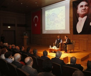 Fadıloğlu'ndan Şehr-i Ayıntab-ı Cihan sohbetine davet