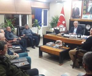 Bayırköy Belediyesi'nde istişare toplantısı