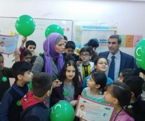 Mardin'de 'Benim Kulübüm Yeşilay' projesi
