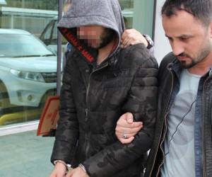 Bonzai ile yakalanan şahıs tutuklandı