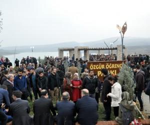 Tunceli'de balık ekmek etkinliği