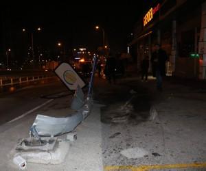 Kartal'da feci kaza:3 yaralı