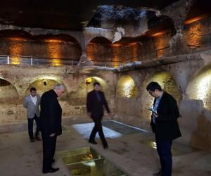 Dara Antik Kenti güneş enerjisi ile aydınlatılıyor