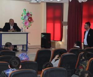 Çavdarhisar İmam Hatip Ortaokulu'nda Kariyer Günleri