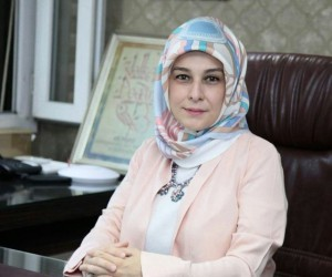AK Parti Odunpazarı Kadın Kollarından Kadınlar Günü mesajı