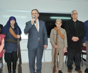 Bafra'da Fatma Çavuş anıldı
