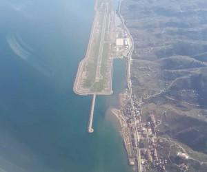 Karadeniz havalimanlarında tempo yüksek