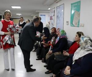 Hastaneden 8 Mart Dünya Kadınlar Günü etkinliği