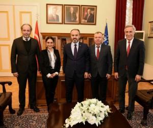 'Balkan Tiyatroları Festivali' Bursa'da başlıyor