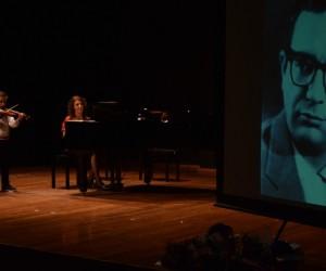 Prof. Kara Karayev'i anma konseri