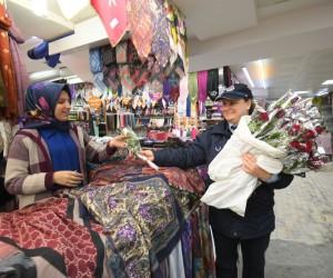 Dünya Kadınlar Günü Osmangazi'de dolu dolu geçti
