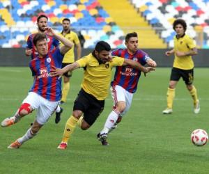 Spor Toto 1. Lig: Altınordu: 3 - İstanbulspor: 1