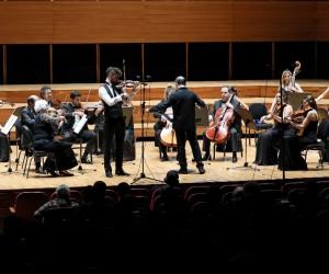 Yaşar Oda Orkestrasından müzik ziyafeti
