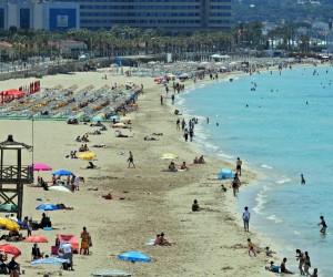 Ünlü plaj Çeşme Belediyesinin oldu