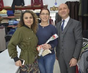 Başkan Özbaş, 800 kadını sinema etkinliğinde buluşturdu