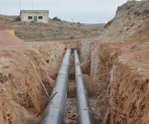 Aksaray içme suyu arıtma tesisi inşaatı devam ediyor