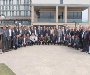 TESKOMB 28'inci bölge birliği kongresini Şırnak'ta yaptı