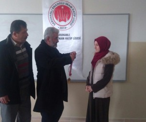 Saruhanlı Anadolu İmam Hatip Lisesinden büyük başarı