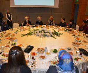 Malatya'da 'Gönül Elçileri' kadınlar günü nedeniyle buluştu