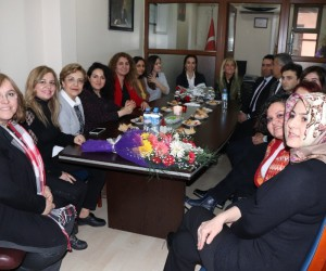 Elif Acar'dan Kadın Girişimcilere ziyaret