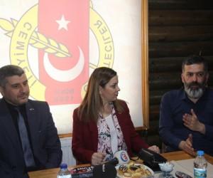 """MHP İstanbul Milletvekili Arzu Erdem: """"Hatalarından dönüp milli cephe içerisinde yer almalılar"""""""