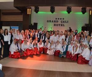 Bosna Hersekli kadınlar Bozüyük'te