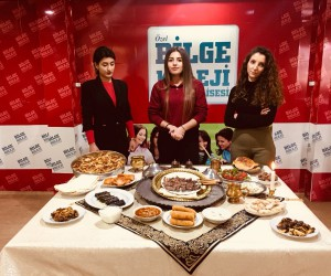 Erzurum'un meşhur yemekleri ile TÜBİTAK'ta yarışacak