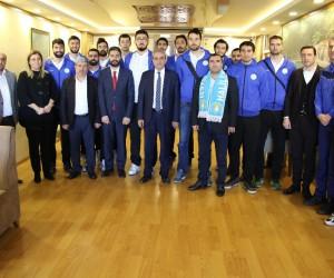 Haliliye Belediyespor Voleybol takımı, Play- Off  yarı finallerinde
