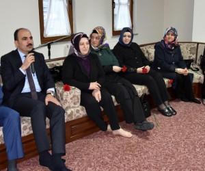 """Başkan Altay: """"Hanım kardeşlerimizin desteğini hep yanımızda hissediyoruz"""