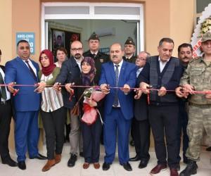 Şehit Ozan Olgu Köreke Yaşam Boyu Spor Merkezi açıldı