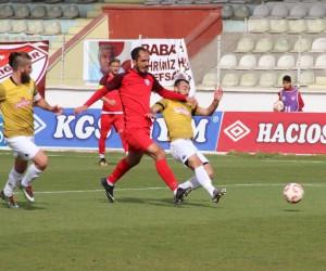 TFF 3. Lig: Elaziz Belediyespor: 2 - Arsinspor: 0