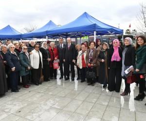 Balıkesir'de Aile Destek Merkezi ve Bebek Bakım Ünitesi açıldı