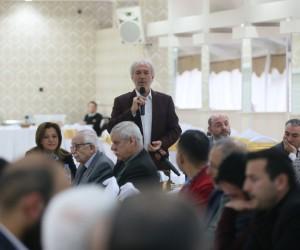 Başkan Kamil Saraçoğlu: Geleceği imar ederken, geçmişi de unutmuyoruz