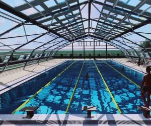 İnegöl'e yarı olimpik yüzme havuzu