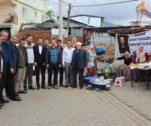 Şener Pekgüzel, hayatını kaybettiği köyde dualarla yad edildi