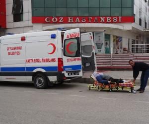 Ceylanpınar Belediyesi Şifa Dağıtıyor