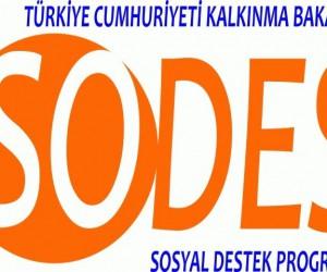 "8 Mart Sergisine ""SODES"" Damgasını vurdu"