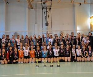 Tekirdağ'da yıldız kızlar-erkekler voleybol turnuvaları yapıldı