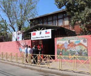 Şili'de Mustafa Kemal Atatürk Okulu'na tadilat desteği