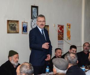 'Halil İbrahim Sofrası' buluşmaları sürüyor