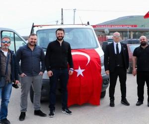 Mehmetçik ve polise fındık
